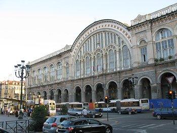 Les gares de la grande vitesse en italie for Centre commercial porte d italie